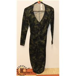 NEW CAMO DRESS