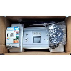 6)  UNUSED HP PHOTOSMART A516