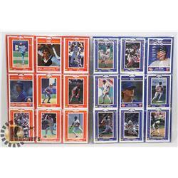 POST 1992 SUPER STAR II BASEBALL POP-UP COLLECTOR