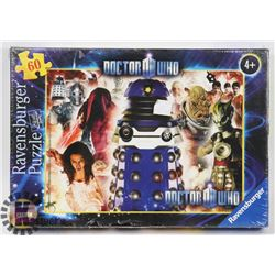 DOCTOR WHO 60PC PUZZLE.