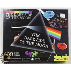 THE DARKSIDE OF THE MOON 600PC PUZZLE.