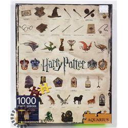 HARRY POTTER 1000PC PUZZLE.
