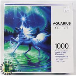AQUARIUS SELECT MAGESTIC NIGHT 1000PC PUZZLE.