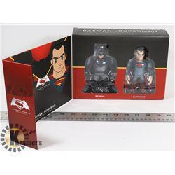 BATMAN BS SUPERMAN DAWN OF JUSTIC ARTIST MIX