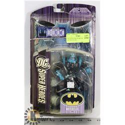 DC SUPER HEROES MR. FREEZE ACTION FIGURE.