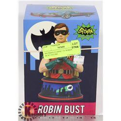 BATMAN CLASSIC TV SERIES ROBIN BUST FIGURE.