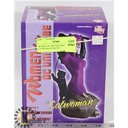 WOMEN OF THE UNIVERSE SERIES 2 CATWOMAN LIMITED