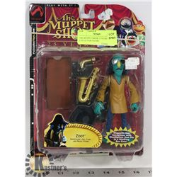 THE MUPPET SHOW 25 YEARS ZOOT COLLECTOR FIGURE.