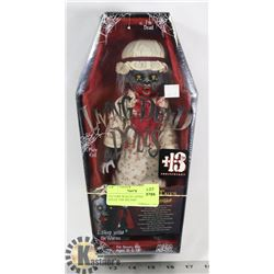 "FACTORY SEALED. LIVING DEAD DOLLS ""THE BIG BAD"