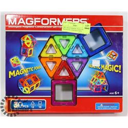 30PC MAGFORMERS INTELLIGENT MAGNETIC CONSTRUCTION