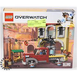 OVERWATCH LEGO DORADO SHOWDOWN.