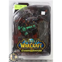 WORLD OF WARCRAFT SERIES 7 GARONA ACTION FIGURE.