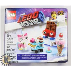 THE LEGO MOVIE LEGO UNIKITTY'S SWEETEST FRIENDS