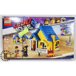 THE LEGO MOVIE LEGO EMMET'S DREAM HOUSE/RESCUE