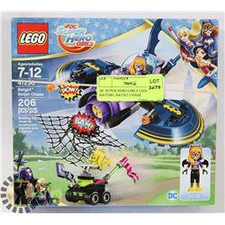 DC SUPER HERO GIRLS LEGO BATGIRL BATJET CHASE