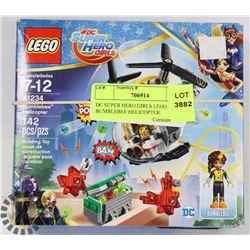 DC SUPER HERO GIRLS LEGO BUMBLEBEE HELICOPTER