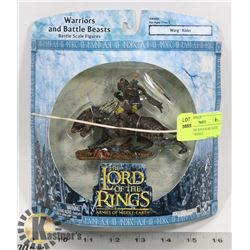 LORD OF THE RINGS WARG RIDER, ARMIES OF MIDDLE