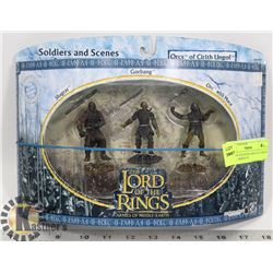 LORD OF THE RINGS ORCS OF CIRITH UNGOL, ARMIES OF