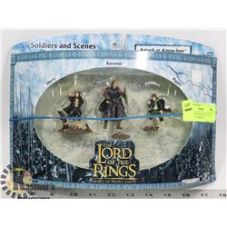 LORD OF THE RINGS ATTACK ON AMON-HEN, ARMIES OF