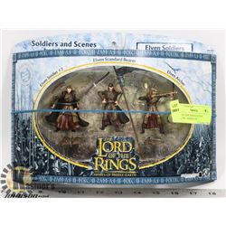 LORD OF THE RINGS ELVEN SOLDIERS, ARMIES OF