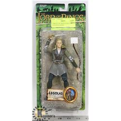 LORD OF THE RINGS LEGOLAS WITH DAGGER-SLASHING