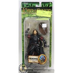 LORD OF THE RINGS BOROMIR WITH BATTLE ATTACK