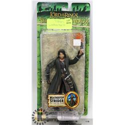 LORD OF THE RINGS WEATHERTOP STRIDER WITH LIGHT