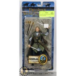 LORD OF THE RINGS LEGOLAS WITH ROHAN ARMOR,