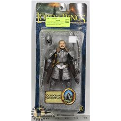 LORD OF THE RINGS GONDORIAN SWORDSMAN, RETURN