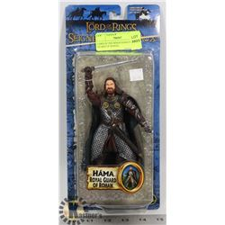 LORD OF THE RINGS HAMA ROYAL GUARD OF ROHAN,