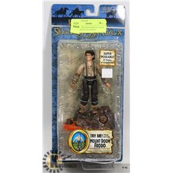 LORD OF THE RINGS MOUNT DOOM FRODO WITH ELECTRONIC