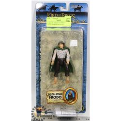 LORD OF THE RINGS SHELBO ATTACK FRODO WITH GLOWING