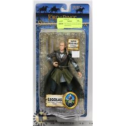 LORD OF THE RINGS LEGOLAS WITH DAGGER THROWING