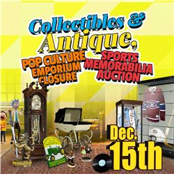 WELCOME TO KASTNERS COLLECTIBLE AUCTION