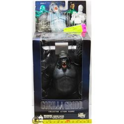 DC DIRECT GORILLA GRODD COLLECTOR ACTION FIGURE.