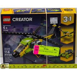 LEGO CREATOR HELICOPTER ADVENTURE 114PC 30192.