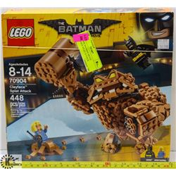 LEGO THE BATMAN MOVIE CLAYFACE SPLAT ATTACK 448PC