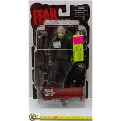 FRIDAY THE 13TH PART 3 JASON VOORHEES ACTION