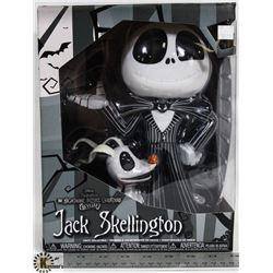 NIGHTMARE BEFORE CHRISTMAS JACK SKELLINGTON