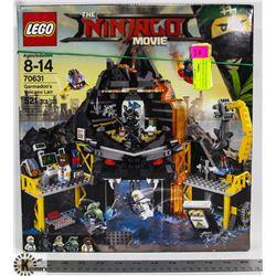 LEGO THE NINJAGO MOVIE GARMADON'S VOLCANO LAIR SET