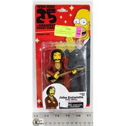 THE SIMPSONS SERIES TWO JOHN ENTWISTLE (THE WHO)
