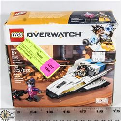 LEGO OVERWARCH TRACER VS WIDOWMAKER 129PC 75970.