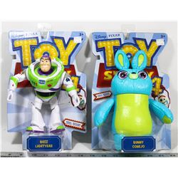TOY STORY 4 COLLECTIBLE FIGURES: BUZZ LIGHTYEAR