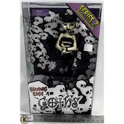 BLEEDING EDGE GOTHS SERIES 2 HYSTERIA VENOM DOLL.