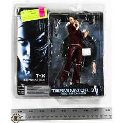 TERMINATOR 3 RISE OF THE MACHINES TERMINATRIX T-X