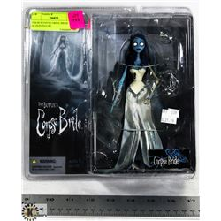 TIM BURTON'S CORPSE BRIDE ACTION FIGURE.