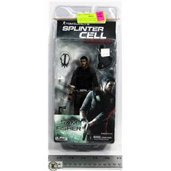 TOM CLANCY'S SPLINTER CELL CONVICTION SAM FISHER