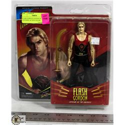 FLASH GORDON SAVIOR OF THE UNIVERSE ACTION FIGURE.