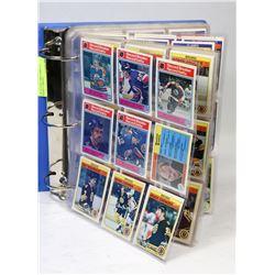 1982-83 O-PEE-CHEE COMPLETE HOCKEY CARD SET.
