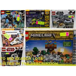 FEATURED LEGO SETS